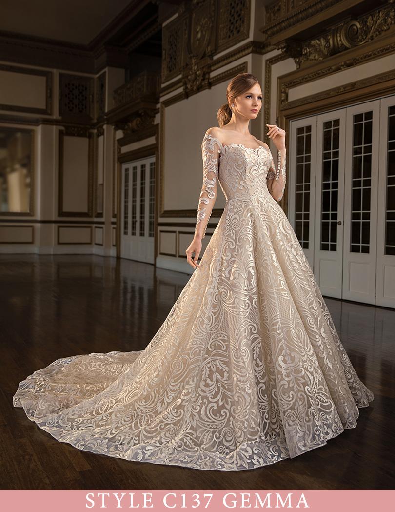 Casablanca Bridal 2019 Collection Arabia Weddings