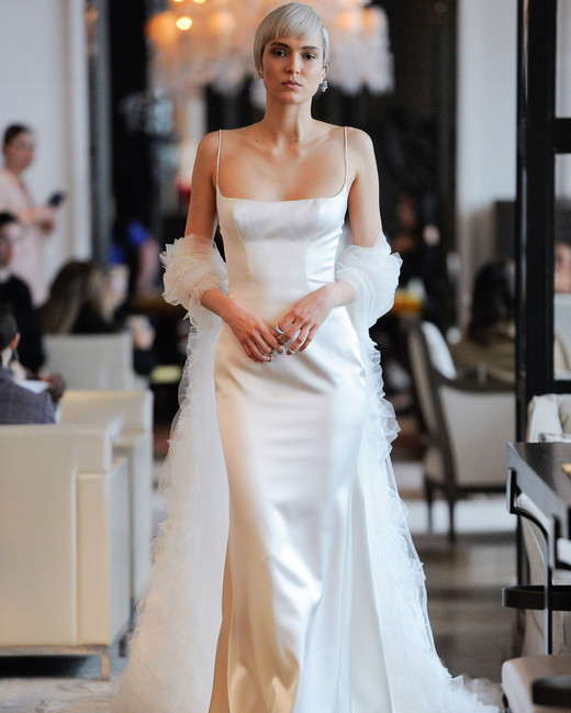 Di Santo Wedding Gowns: The 2020 Ines Di Santo Bridal Dresses