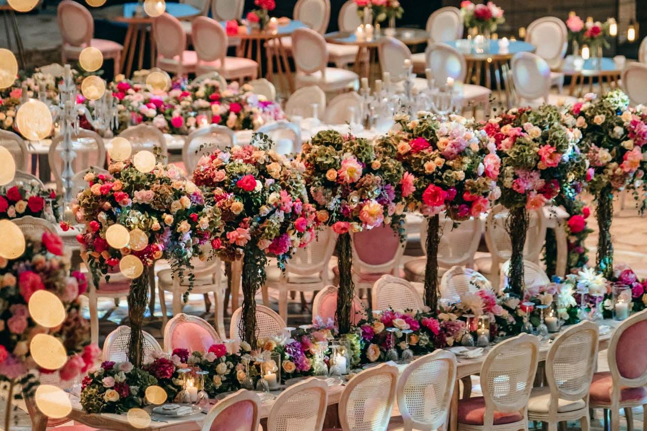 Luxury Magical Wedding By Lina Dakkak Arabia Weddings