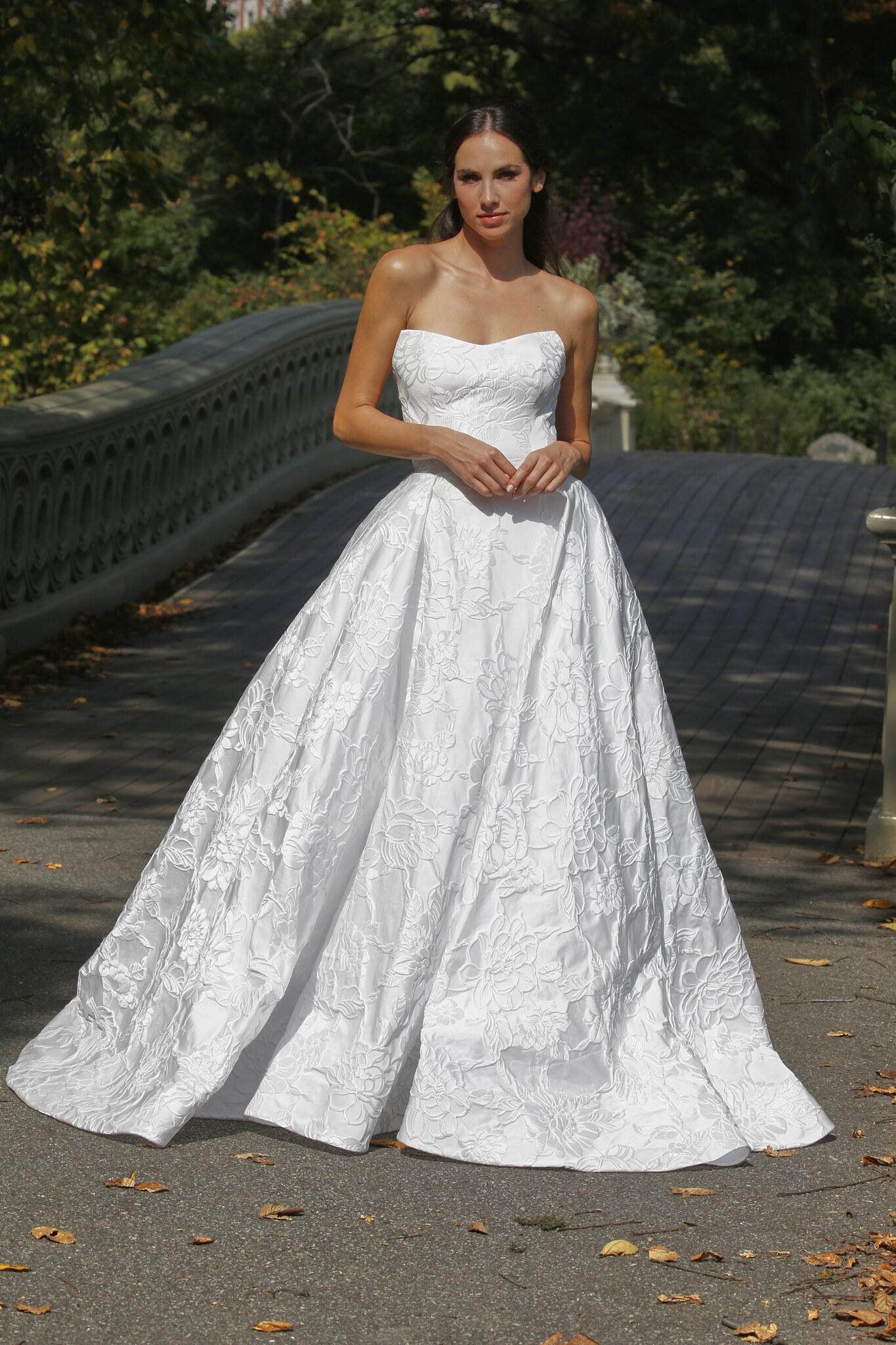 Gracy Accad fall 20 Wedding Dresses  Arabia Weddings