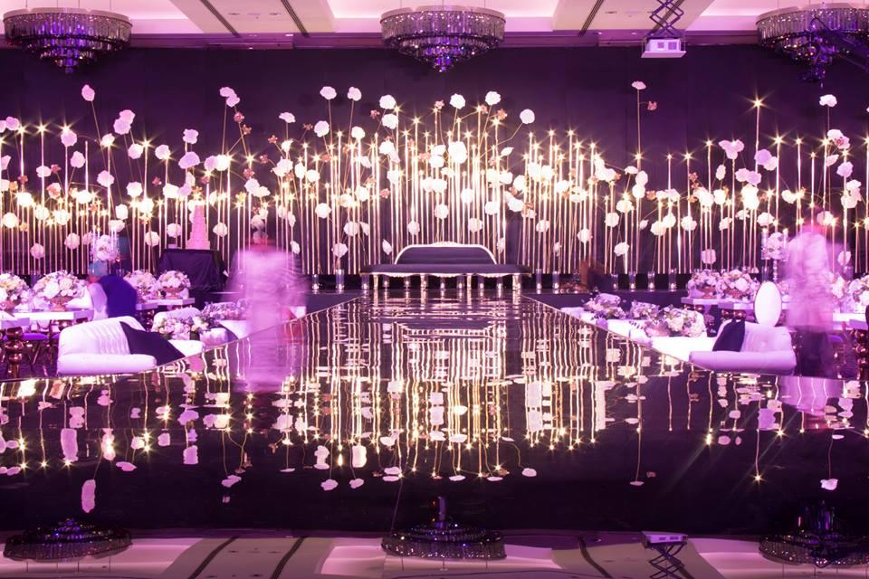 قاعات أفراح كبيرة في فنادق دبي موقع العروس