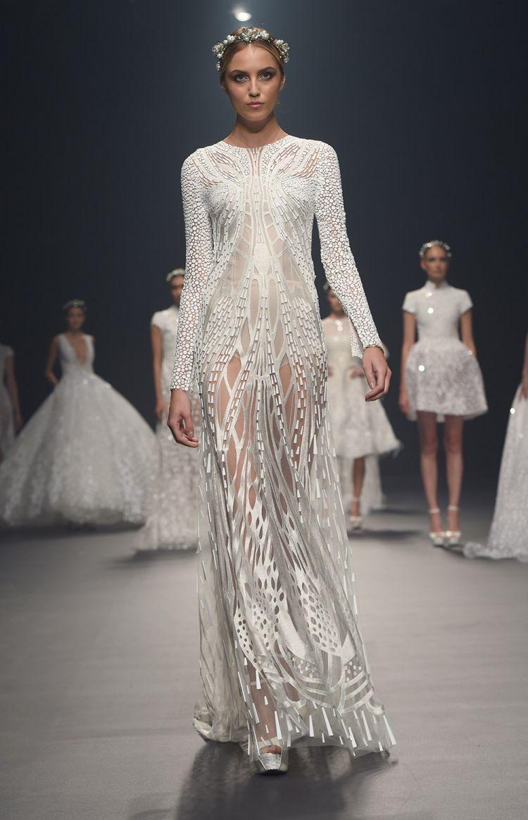 Dubai Wedding Dresses In D3 Design District Arabia Weddings