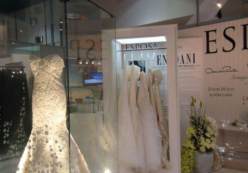 0d6a68276 أشهر محلات فساتين اعراس في دبي | موقع العروس