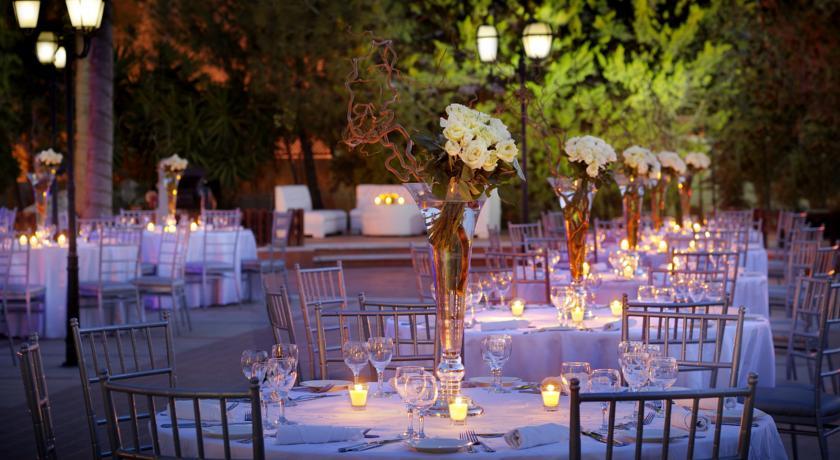 6 Top Hotels In Amman With Stunning Outdoor Wedding Venues Arabia