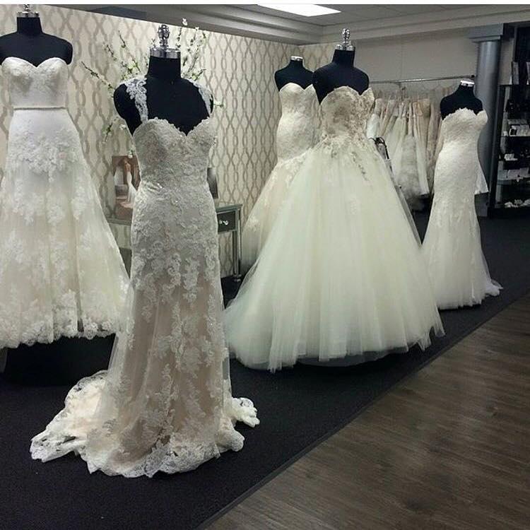 d408b7881 أفضل 4 محلات لبيع فساتين الزفاف في الرياض | موقع العروس