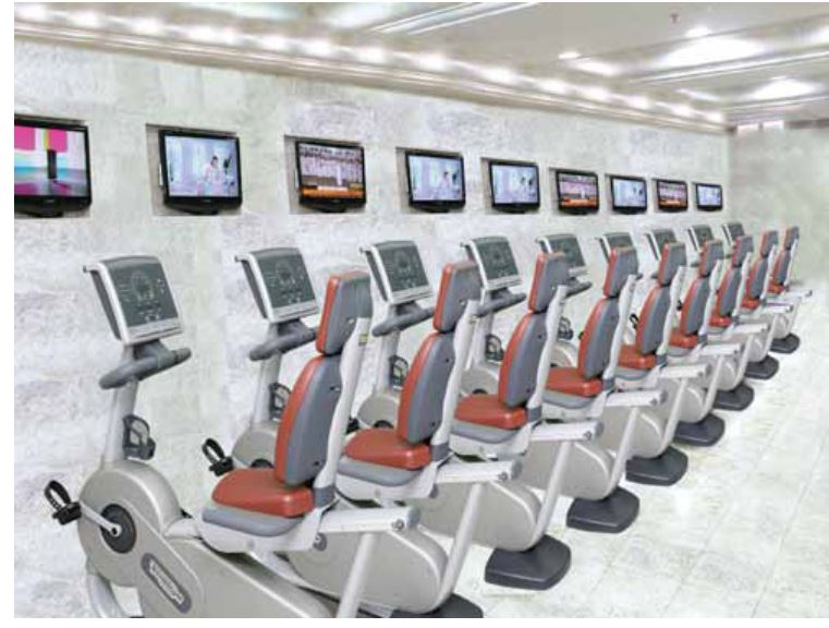 Top Gyms in Kuwait | Arabia Weddings
