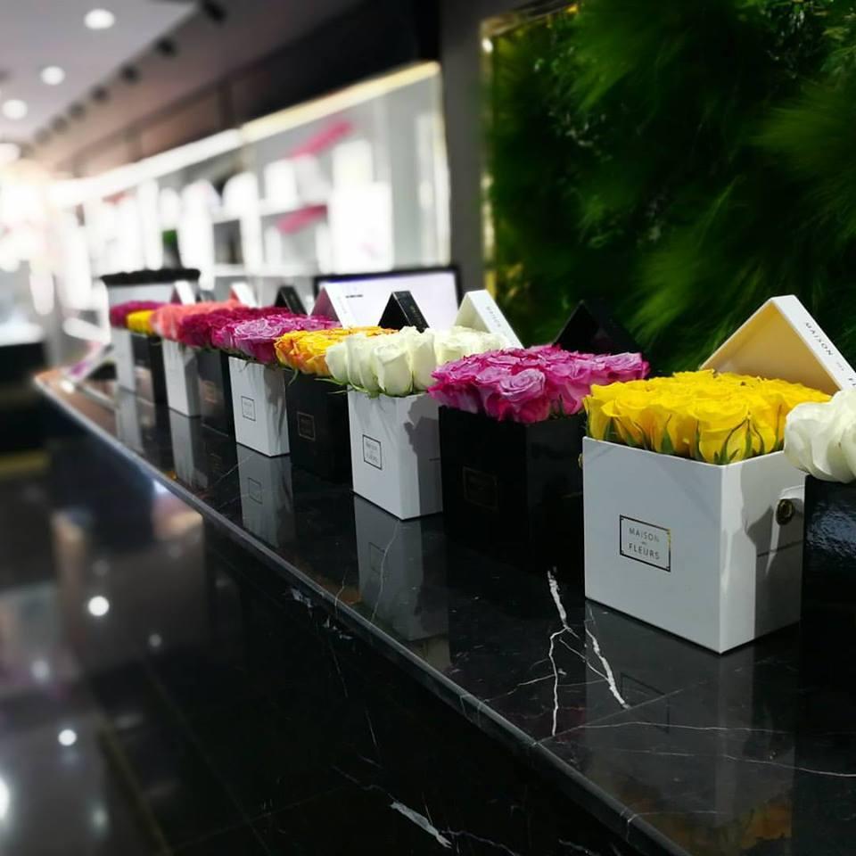Maison des fleurs muscat