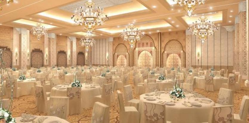 Qatar Wedding Halls Arabia Weddings