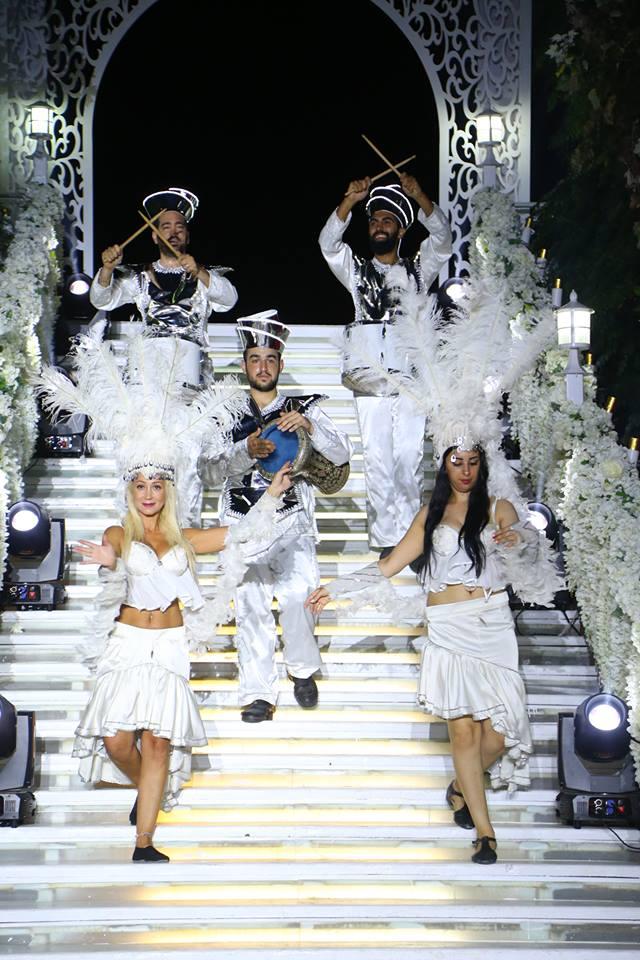 The Top Lebanese Zaffa Bands | Arabia Weddings