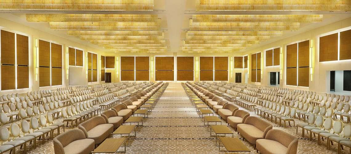 فندق هيلتون الرياض والشقق الفندقية