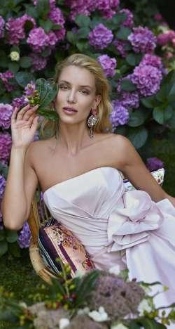 The 2021 Wedding Dresses by Elisabetta Polignano