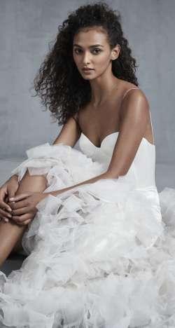 Ines Di Santo Fall 2021 Wedding Dress Collection
