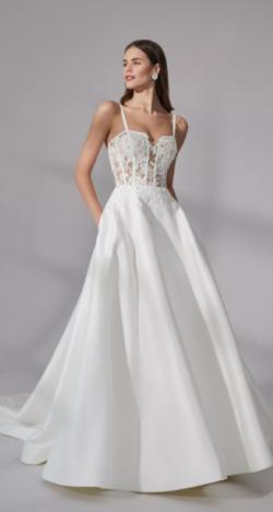 Justin Alexander Signature Fall 2021 Wedding Dresses