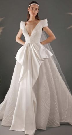Gemy Maalouf 2021 Enchanted Dreams Wedding Dress Collection