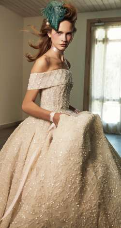 Saiid Kobeisy 2021 Ready to Wear Wedding Dress Collection