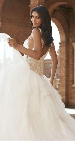 Marchesa for Pronovias Wedding Dresses