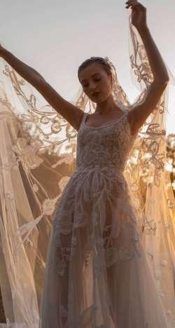 Georges Hobeika 2021 Fall  Winter Wedding Dresses