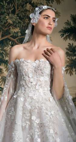 Georges Hobeika 2022 Spring Summer Wedding Dresses