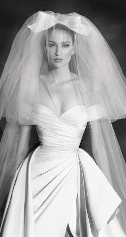 Zuhair Murad 2022 Spring Wedding Dress Collection
