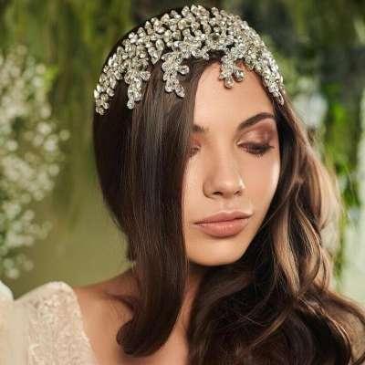 أشهر محلات اكسسوارات شعر العروس في لبنان