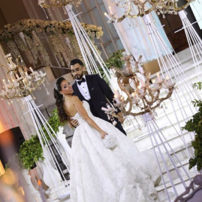 Krystell Baroud and Elias Abdel Salib Wedding in Lebanon