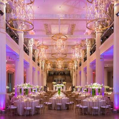 Tips to Decorate Large Wedding Venues