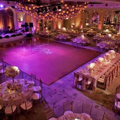 نصائح مهمة لتقليل تكلفة مكان حفل الزفاف