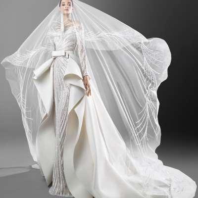 Zuhair Murad 2021 Spring Wedding Dresses