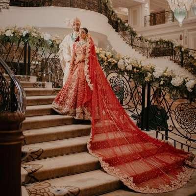 حفل زفاف هندي مذهل يستمر لمدة 3 أيام في الإمارات العربية المتحدة