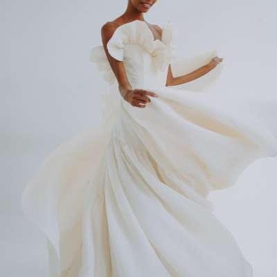 Leanne Marshall Fall Winter 2021 Wedding Collection