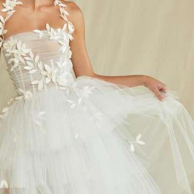 Oscar de la Renta 2021 Spring Wedding Dresses