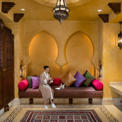The Best Spas in Abu Dhabi