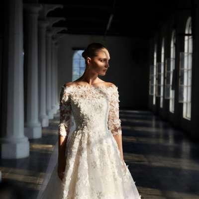 Peter Langner 2021 Wedding Dress Collection