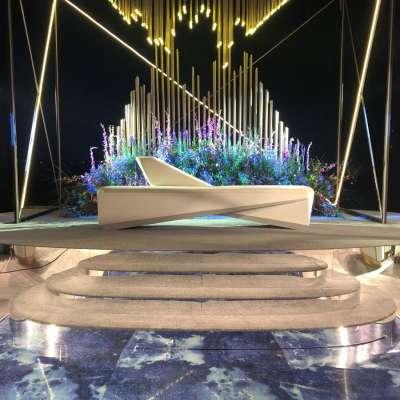 أماكن فريدة من نوعها لإقامة حفلات الزفاف في البحرين