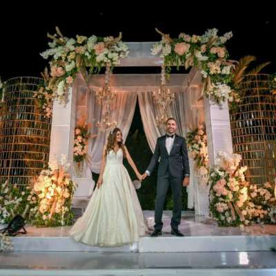A Crystal Shine Wedding in Egypt