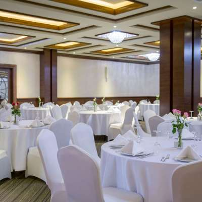 Most Popular Hotels in Erbil for Weddings