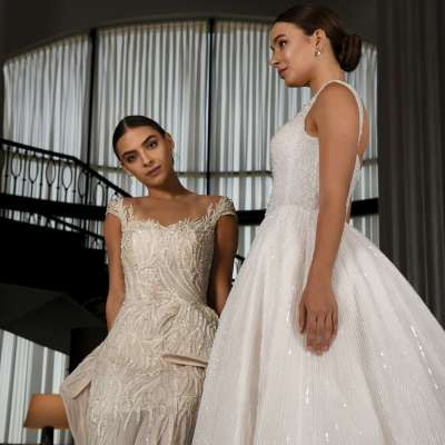 Marcela De Cala Fall 2021 Wedding Dress Collection