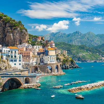 An Amazing Amalfi Coast Honeymoon