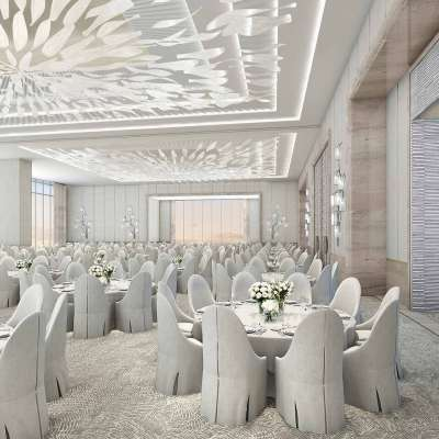 New Hotels in Dubai with Wedding Venues