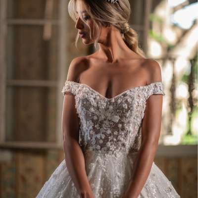 Abed Mahfouz 2021 Wedding Dress Collection