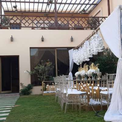 Chalets in Riyadh for Weddings