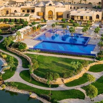 Luxurious Resorts in Riyadh