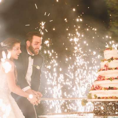 An Elegant Rustic Wedding in Lebanon
