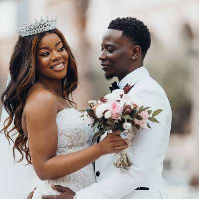 Amaka and Sam's Nigerian Wedding in Dubai