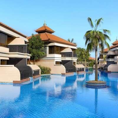 أفضل الفنادق لرحلة شهر العسل في دبي