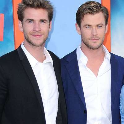 Get Your Groom's Style Inspiration From Liam and Chris Hemsworth