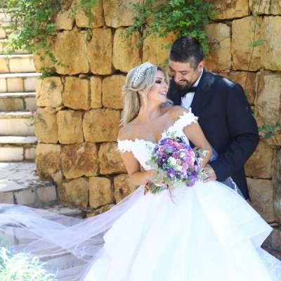 The Wedding of Joyce and Ralph in Lebanon