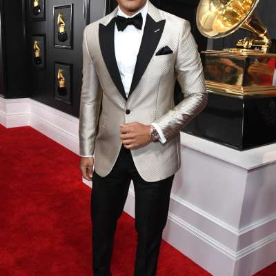 The Best Celebrity Tuxedo Trends