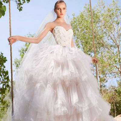 Beautiful Wedding Dresses for This Years' Bride