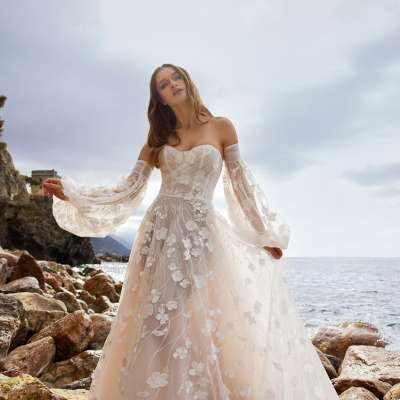 Ines Di Santo Spring Summer 2022 Wedding Dresses